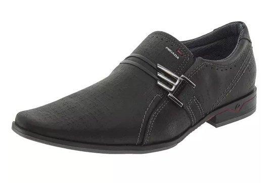 65b4001f59 Sapato PEGADA Preto - Compasso Calçados
